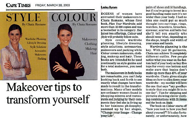 Makeover-tips-to-transform-yourself-Cape-Times-Newspaper
