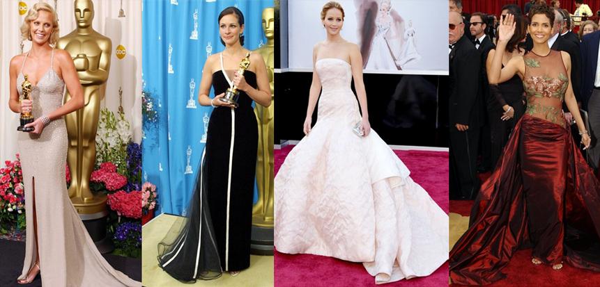 Oscar Winning Dresses