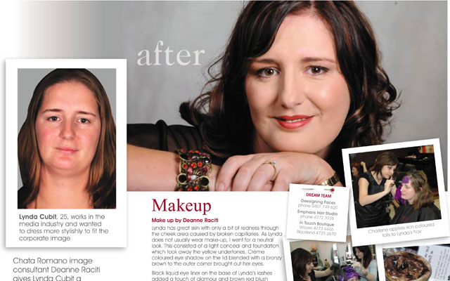 Hair, Makeup & Beauty the full makeover-Queensland Newspaper