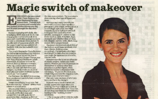 Magic-switch-of-Makeover-Sydney-Herald-Newspaper