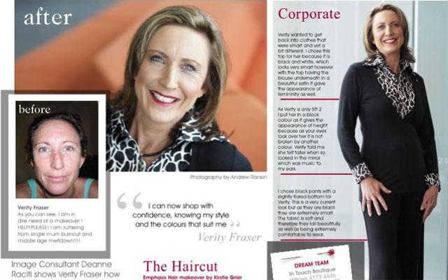 Verity-Fraser-gets-a-Makeover-Queensland-Newspaper-1